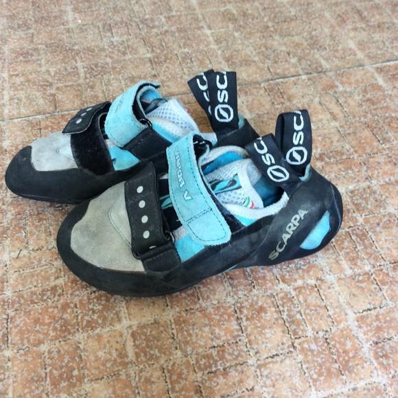 half off f1d4a 78500 Climbing Shoes Scarpa Vapor V